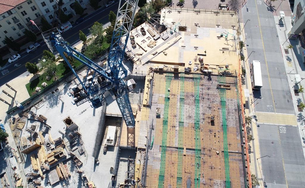 entreprise drone bordeaux gironde aquitaine suivi chantier | Gautier V. Films Vidéaste à Bordeaux